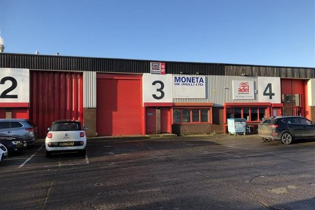 Thumbnail Light industrial to let in Enterprise Park, Gillett Street, Hull