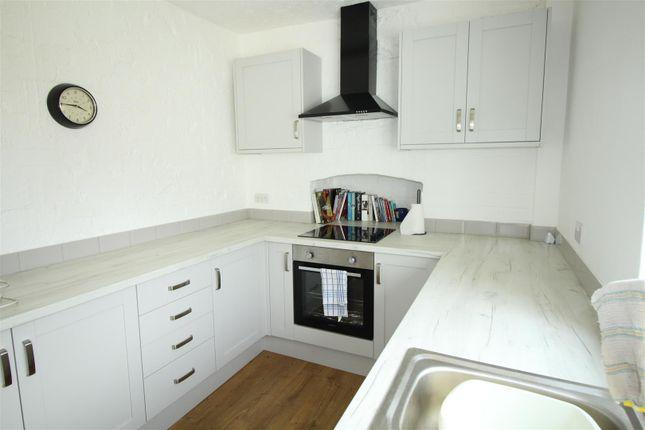 Thumbnail Terraced house to rent in New Houses, Pantygasseg, Pontypool