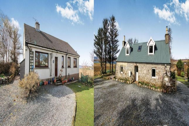 4 bed detached house for sale in Tighnafiline, Aultbea, Achnasheen