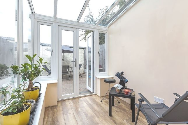 Thumbnail Terraced house for sale in Gough Road, Stratford, London.