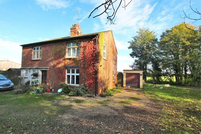 Thumbnail Detached house for sale in Welford Road, Creaton, Northampton