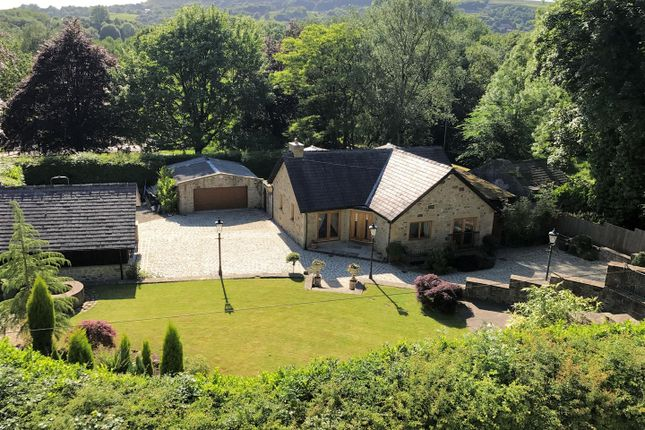 Thumbnail Property for sale in The Bungalow, Nuttall Hall Park, Ramsbottom, Bury