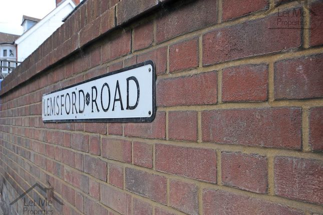 Lemsford Road - Sign - Wm