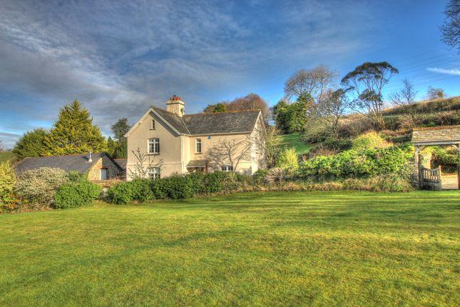 Thumbnail Detached house for sale in Aveton Gifford, Kingsbridge