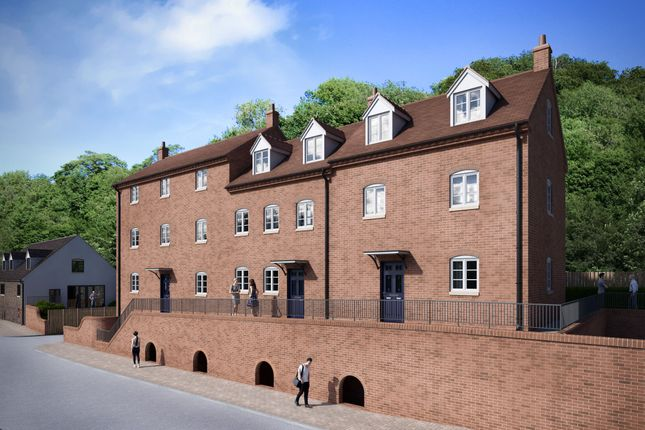 Thumbnail End terrace house for sale in Ironbridge, Shropshire