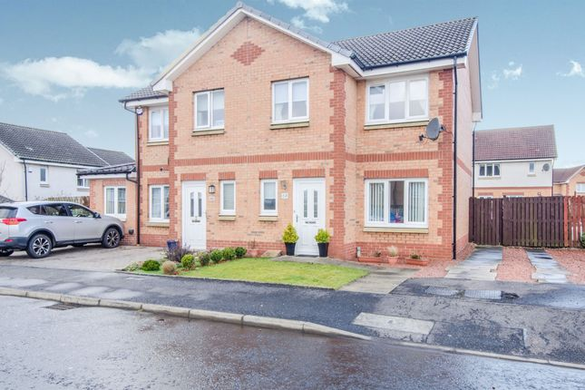 Thumbnail Semi-detached house for sale in Whitehaugh Road, Glasgow