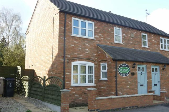 Thumbnail Semi-detached house to rent in Long Row, Oakham