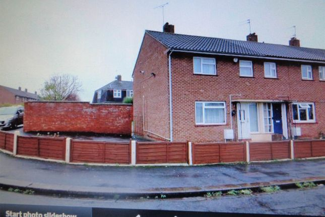 Thumbnail Room to rent in Pendock Road, Fishponds, Bristol
