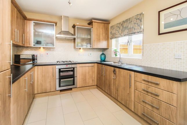 Thumbnail Semi-detached house for sale in Bluewater Quay, Wixams, Bedford