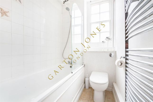 Bathroom of Probyn House, Page Street, Westminster, London SW1P