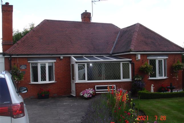 Thumbnail Bungalow for sale in Ferry Road East, Barrow-Upon-Humber
