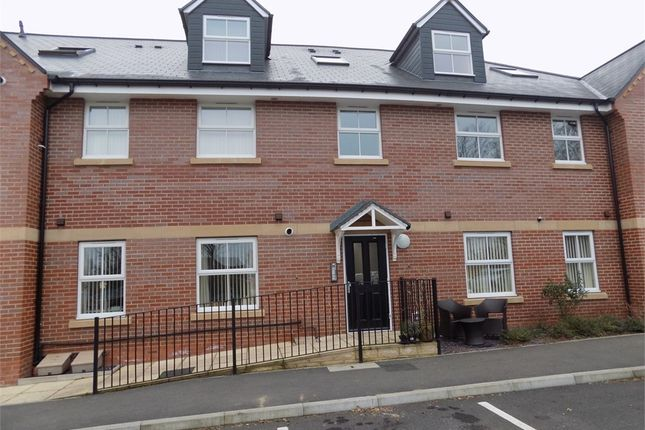 Thumbnail Flat to rent in Grove Court, Worksop, Nottinghamshire