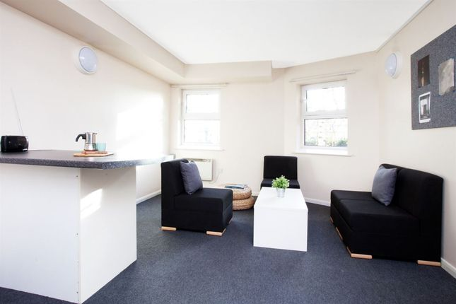 Thumbnail Shared accommodation to rent in Leadmill Road, Sheffield