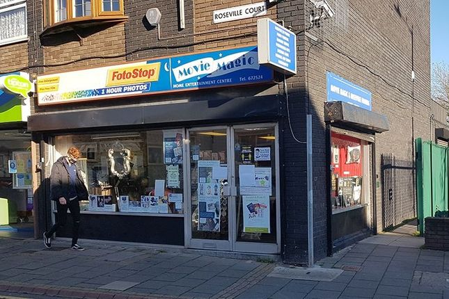 Thumbnail Retail premises to let in Castle Street, Coseley