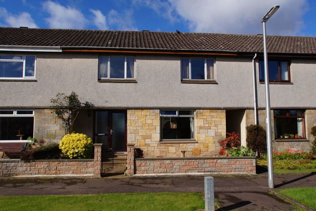 Thumbnail Terraced house for sale in Pitcruvie Park, Lundin Links, Leven