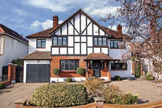 4 bed detached house for sale in Daleside Gardens, Chigwell