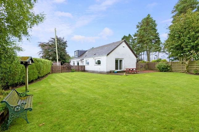 Thumbnail Detached house for sale in Glenetive, West Linton