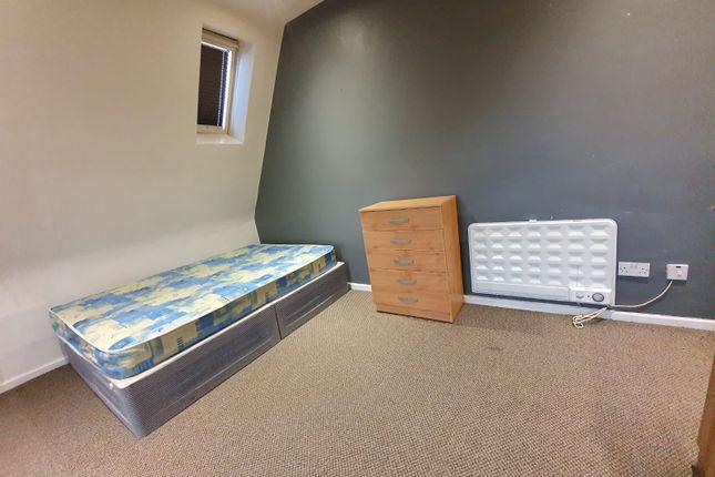 Bedroom - Living Room
