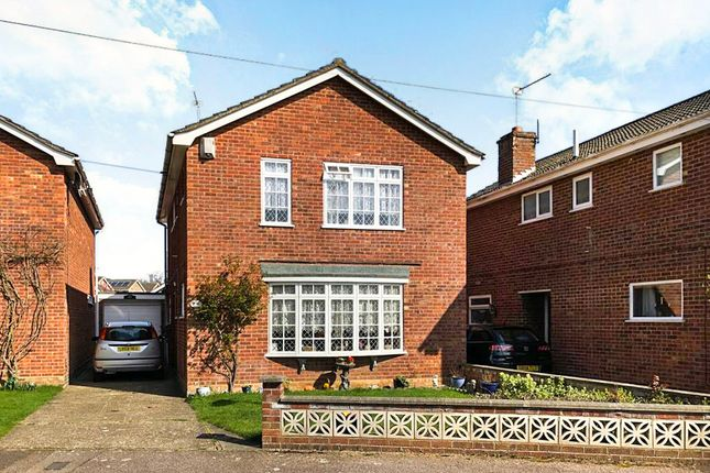 Thumbnail Detached house for sale in Provan Crescent, Belton, Great Yarmouth