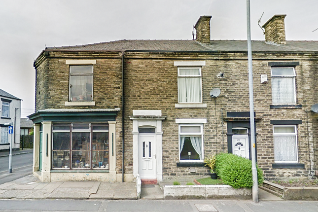 Thumbnail Terraced house to rent in Milnrow Road, Shaw