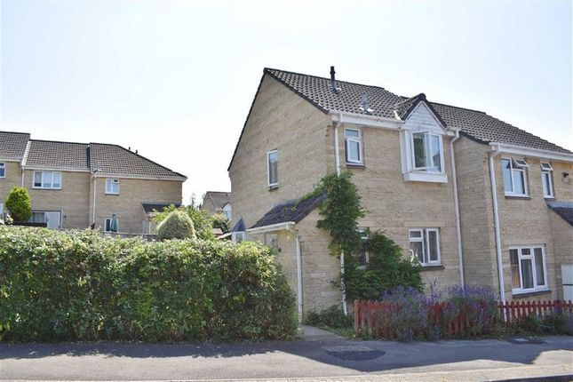 Thumbnail Semi-detached house for sale in Webbington Road, Pewsham, Chippenham, Wiltshire