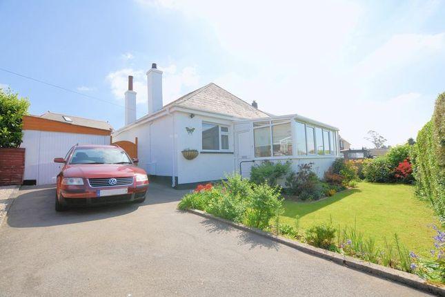 Thumbnail Detached bungalow for sale in West View Road, Bere Alston, Yelverton