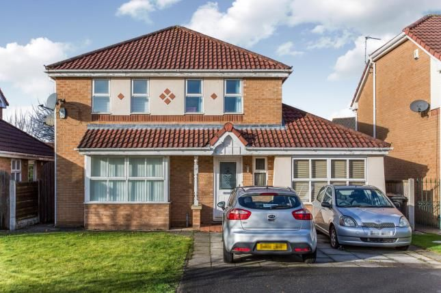 Thumbnail Detached house for sale in Nevada Close, Great Sankey, Warrington, Cheshire