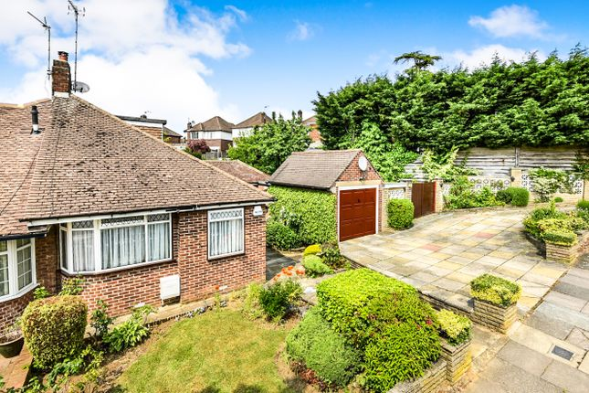 Thumbnail Semi-detached bungalow for sale in Hamilton Road, Cockfosters, Barnet
