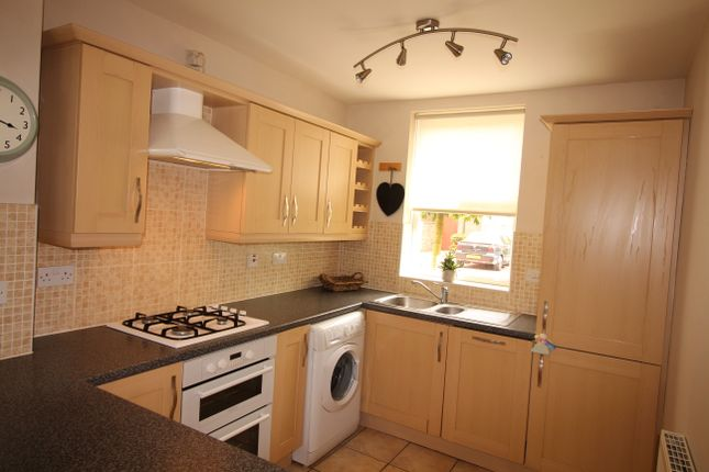 Kitchen of The Steeplechase, Uttoxeter ST14