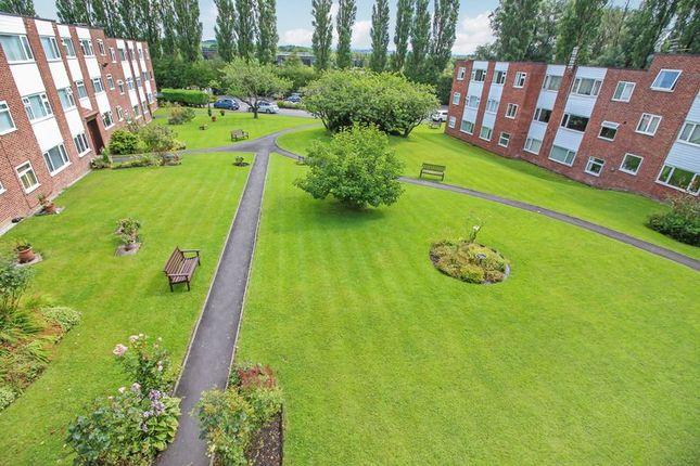 Communal Gardens of Pole Court, Pole Lane, Bury BL9