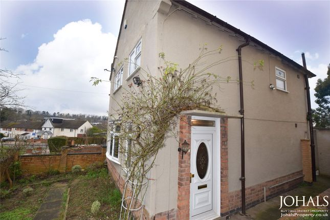 Thumbnail 3 bed semi-detached house for sale in Goodwood Road, Leicester, Leicestershire