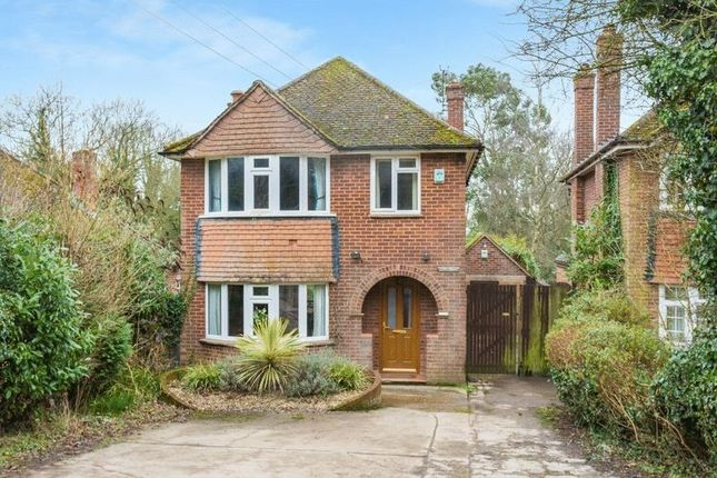 Thumbnail Detached house for sale in The Common, Downley, High Wycombe
