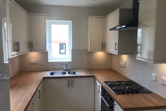 Thumbnail Detached house to rent in Hartwort Close, Walnut Tree