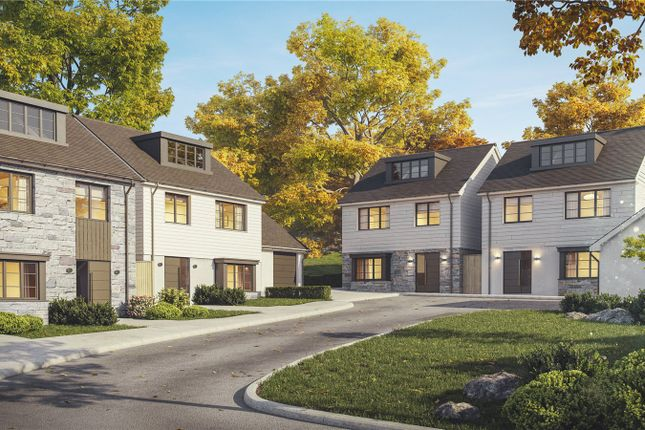 Thumbnail Detached house for sale in The Boundary, Gloweth, Truro, Cornwall