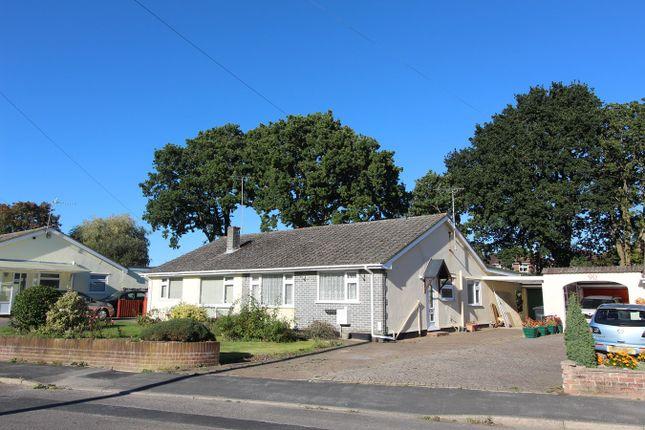 Thumbnail Semi-detached bungalow for sale in Petersham Road, Poole