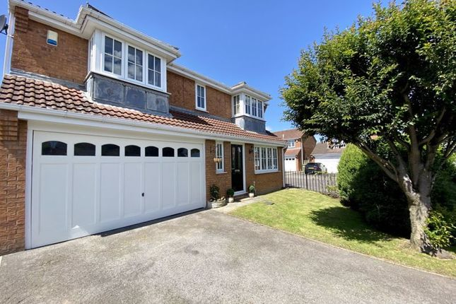 Thumbnail Detached house for sale in Clover Court, Cypress Gate, Stockton