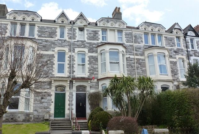 Thumbnail Terraced house for sale in Houndiscombe Road, Mutley, Plymouth