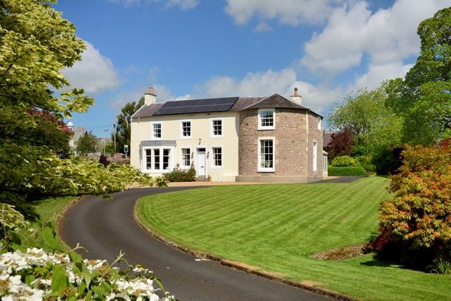 Thumbnail Detached house for sale in Duns Road, Ednam, Kelso, Scottish Borders