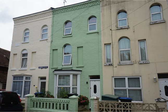 Thumbnail Terraced house for sale in Leopold Road, Ramsgate