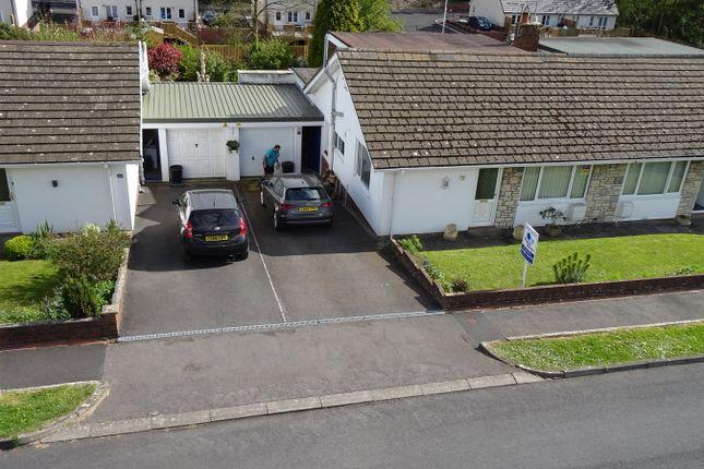 Thumbnail Semi-detached bungalow for sale in Boverton Brook, Boverton, Llantwit Major