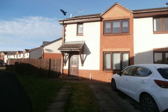 Thumbnail Semi-detached house to rent in Willow Grove, Livingston