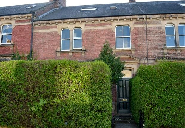 Thumbnail Terraced house for sale in St Cuthberts Terrace, Hexham