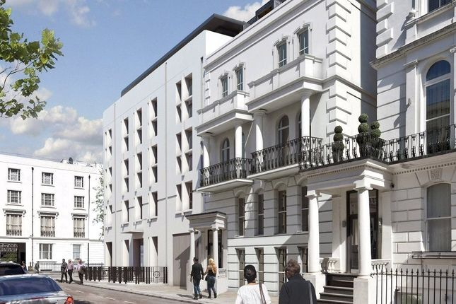 Thumbnail Flat for sale in Westbourne Gardens, London