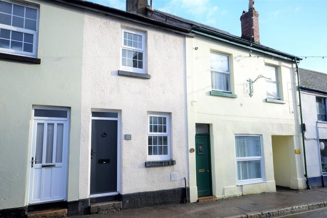 Thumbnail Terraced house for sale in Fore Street, Bovey Tracey, Newton Abbot, Devon