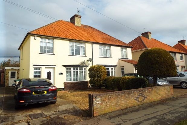 Thumbnail Semi-detached house to rent in Blackwell Caravan Site, Kings Hedges Road, Cambridge