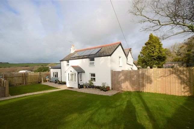 Thumbnail Detached house for sale in Perranwell, Goonhavern, Truro, Cornwall