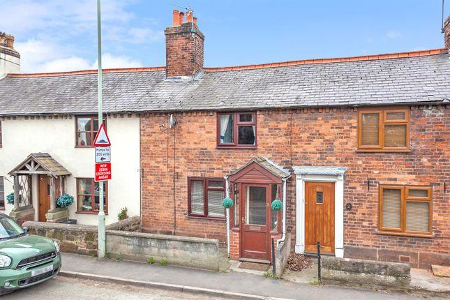 Thumbnail Terraced house for sale in Newtown, Baschurch, Shrewsbury