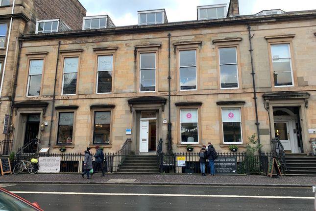 Thumbnail Office for sale in Bath Street, Glasgow