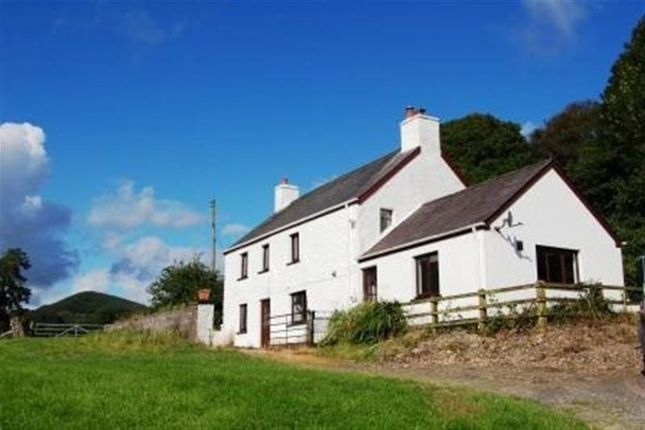 Thumbnail Cottage to rent in Ffarmers, Llanwrda