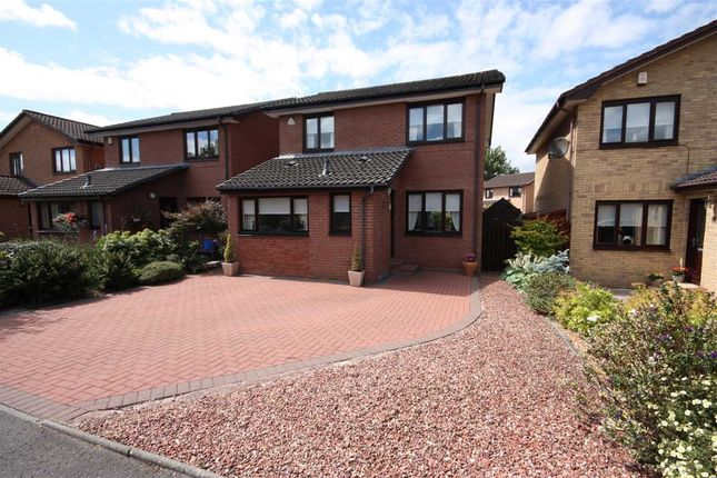 Thumbnail Detached house for sale in Farm Court, Bothwell, Glasgow